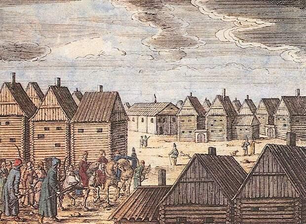 Ратные люди Поморских городов вт. пол. XVI — нач. XVII вв.