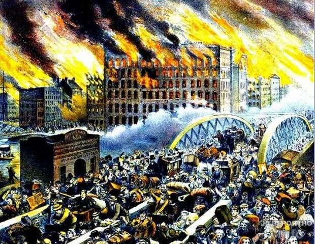 Заселение Америки. Зачистка предыдущей цивилизации
