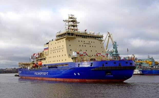 Почему Россия начала перенос производства ледоколов из-за рубежа