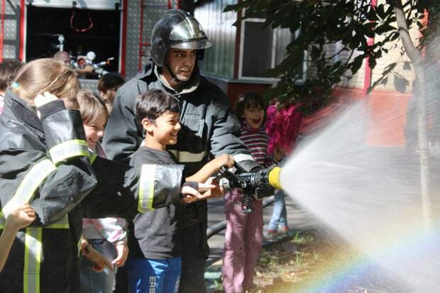 «Безопасную осень» проведут на Коптевском бульваре