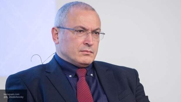 Запад сделает все, чтобы беглый Ходорковский не попал в руки российскому правосудию