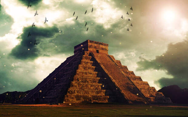 Учёные разгадали одну из тайн цивилизации древних майя: Загадочный город Чичен-Ицы