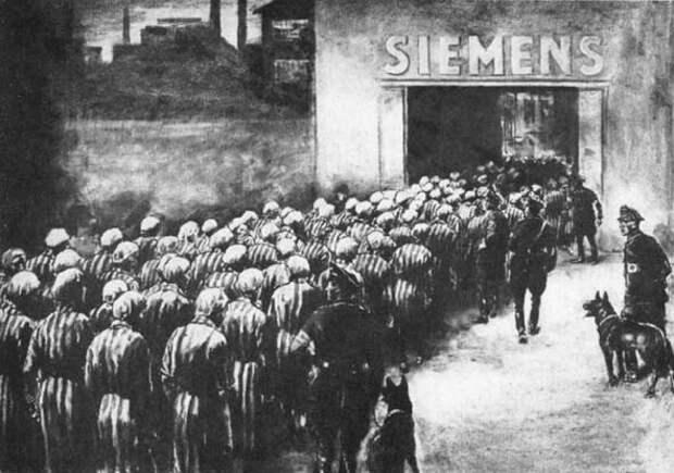 Siemens бизнес, бренды, германия, гитлер, нацисты, фанта