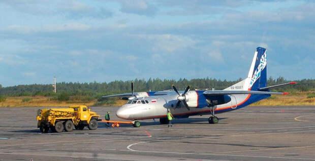 20 октября 1959 года состоялся первый полёт турбовинтового самолёта Ан-24
