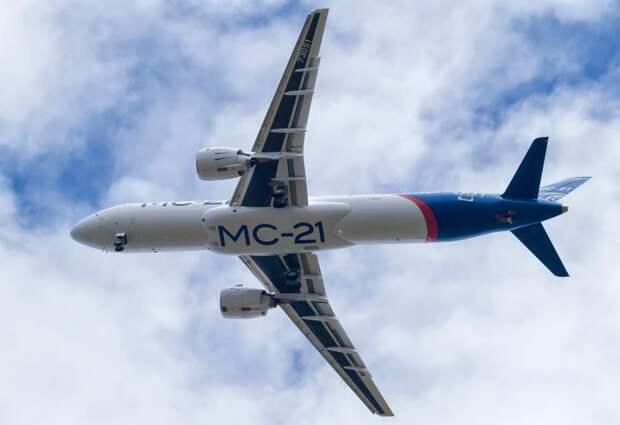 Правительство предложило «Победе» вместо 30 Boeing Max купить российские МС-21