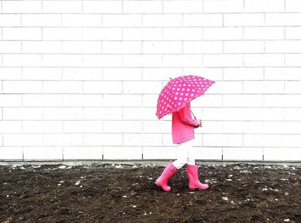Дожди придут в Удмуртию в выходные
