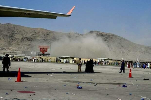 Аэропорт в Кабуле подвергся ракетному обстрелу