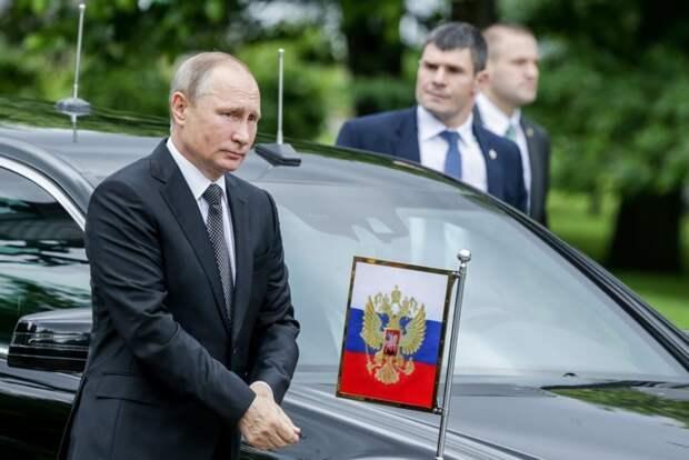О потрясающей правде про работу охраны Путина