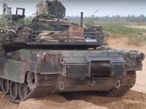 Глава минобороны Польши захотел разместить в России американские танки