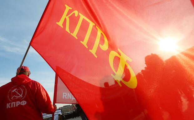 КПРФ планирует сделать из Дня Победы рекламную кампанию партии