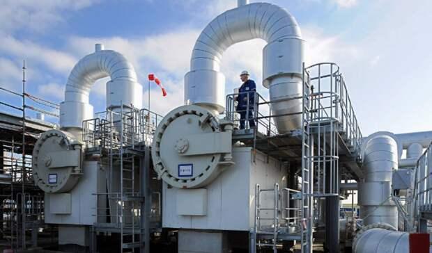Холод подстегнул цену газа домаксимума