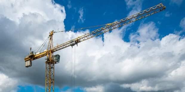 Андрей Бочкарев: Строительная отрасль Москвы стимулирует экономику половины регионов России