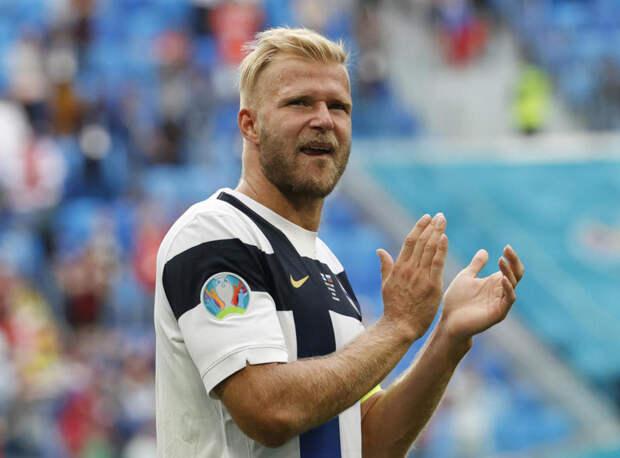 Капитан сборной Финляндии Араюури прокомментировал поражение от России