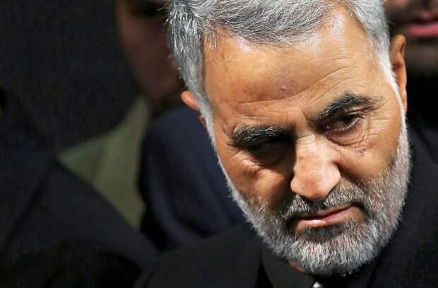 Иран объявил о завершении мести за убийство генерала Сулеймани