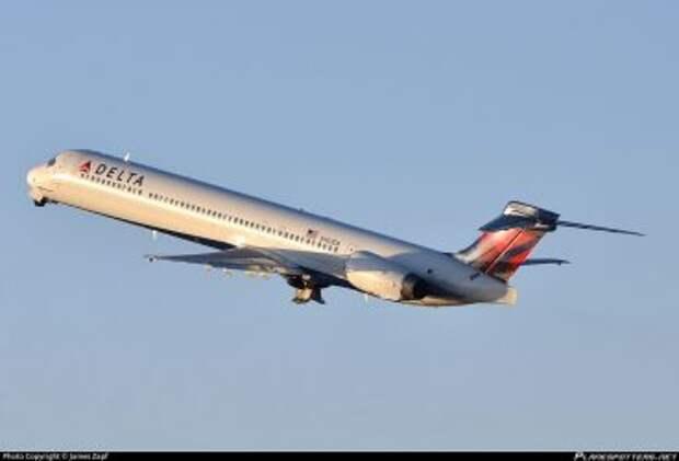 McDonnell Douglas MD-90-30 Delta Air Lines n903da MSP
