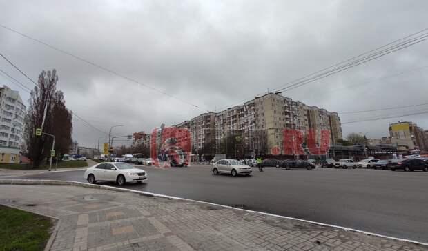 Напересечении Губкина иАрхиерейской вБелгороде сломался светофор