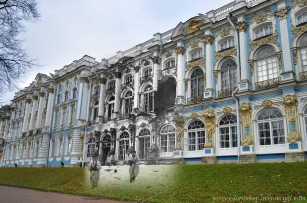 226694 original 800x531 Ленинград 1944 / Санкт Петербург 2014: К годовщине освобождения