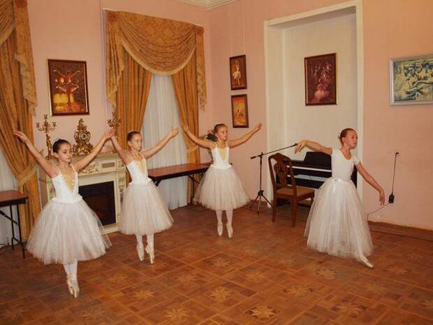 И снова о балете