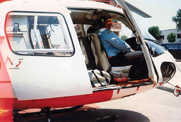 Американцы поделились с московскими милиционерами опытом использования вертолетов для полицейской службы