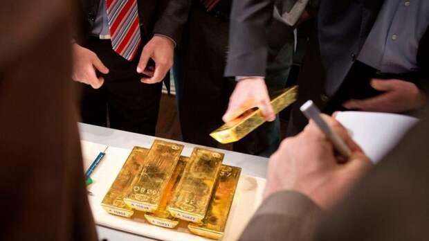 Золотая афера «хозяев денег» близка к своему концу