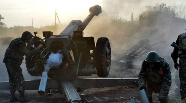 Пригород Донецка превратился в Припять