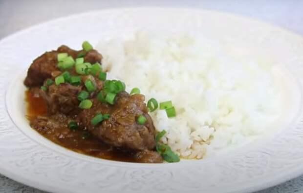 Оригинальное мясо по-еврейски