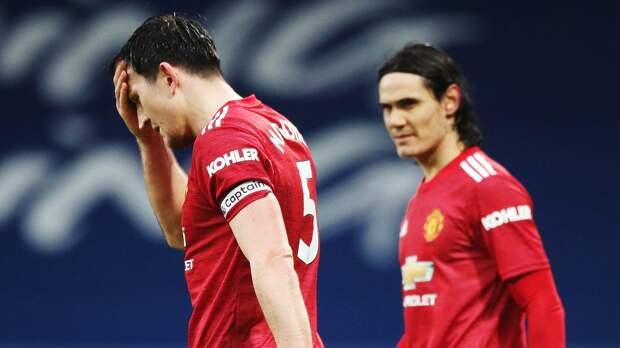 «Манчестер Юнайтед» сыграл вничью с «Лидсом», прервав 5-матчевую серию побед в АПЛ
