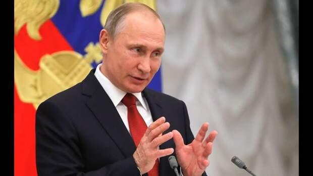 Необходим внедрить ЦУР во все регионы РФ – Владимир Путин