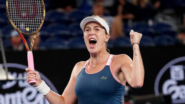 Павлюченкова обыграла 6-ю сеяную Каролину Плишкову во 2-м круге турнира в Мадриде
