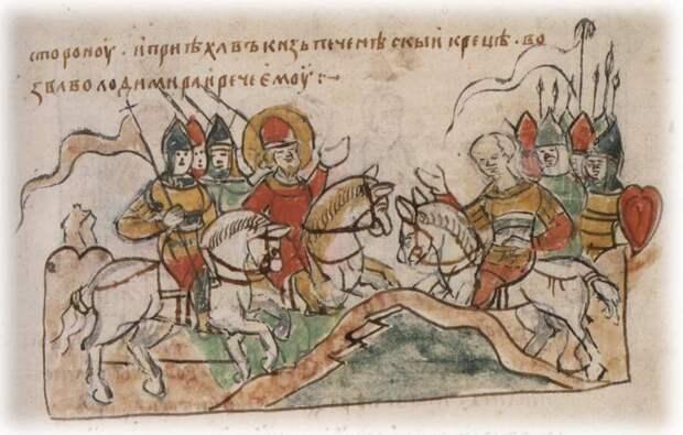 Военная судьба Радзивилловской (Кенигсбергской) летописи