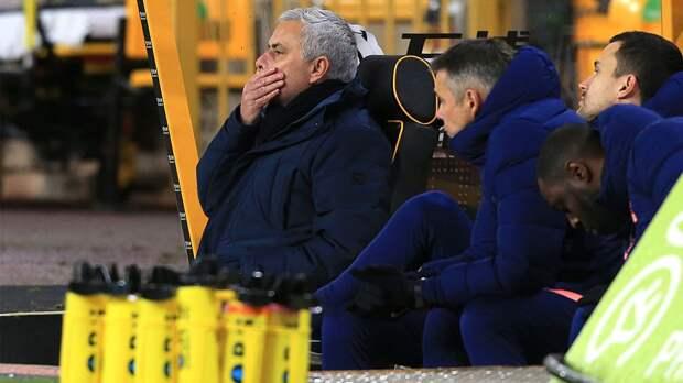 Моуринью: «Тоттенхэм» боролся с собственными ошибками в матче с «Ливерпулем»