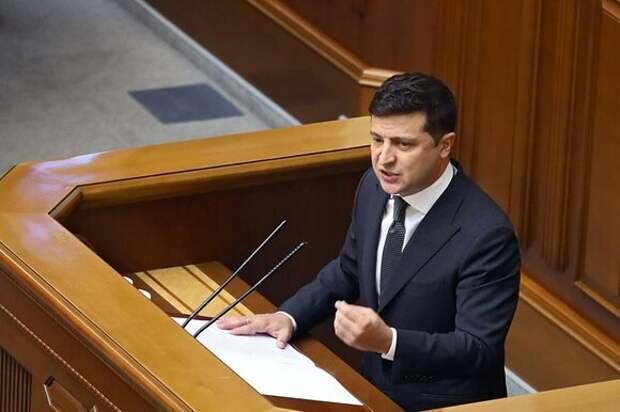 Киев рассказал о подготовке телефонного разговора между Байденом и Зеленским