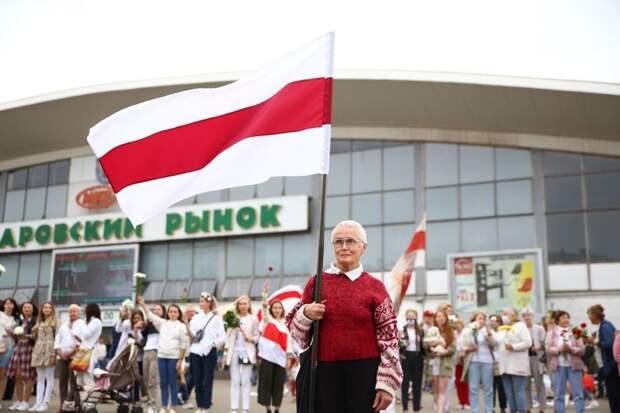 Лицо белорусских протестов – националистка Нина Богинская – протестует с 1988 года.