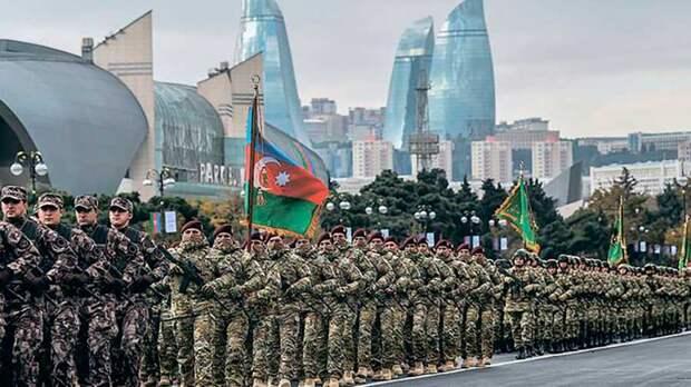 В Турции заговорили о единой с Азербайджаном армии