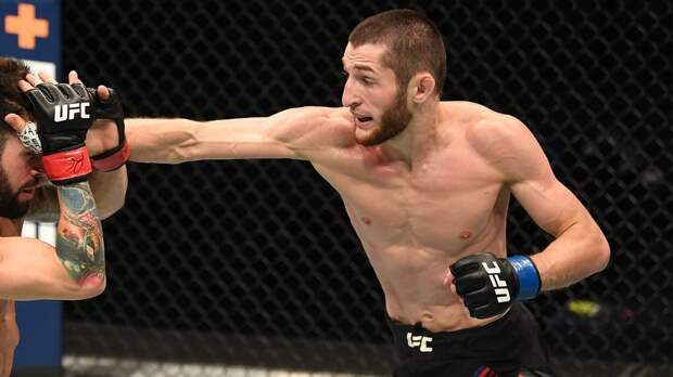 Российский боец UFC Уланбеков перенесет операцию по удалению аппендикса