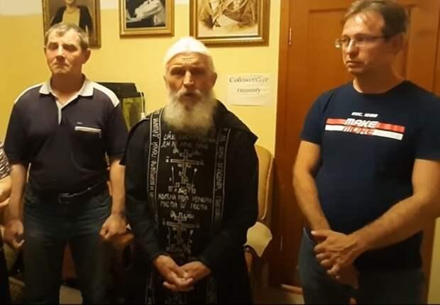 Бастрыкин поручил проверить сообщения о смерти девочки в захваченном Сергием монастыре