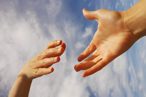 Мои рассуждения о благодарности, которую мы получаем помогая другим странам