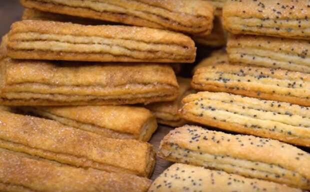 Красивое и очень вкусное печенье