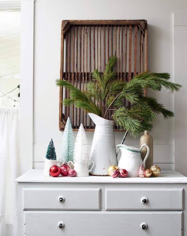 17 праздничных способов украсить кухню к Рождеству
