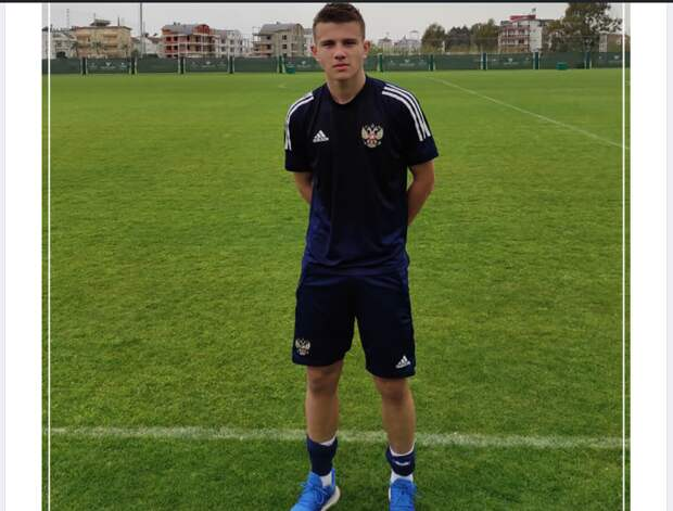 Защитник футбольного клуба «Строгино» вызван в сборную России