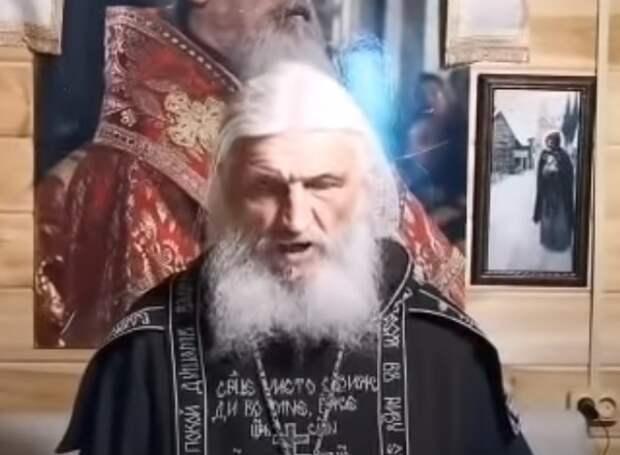 Лишённый сана схиигумен Сергий отказался покидать монастырь