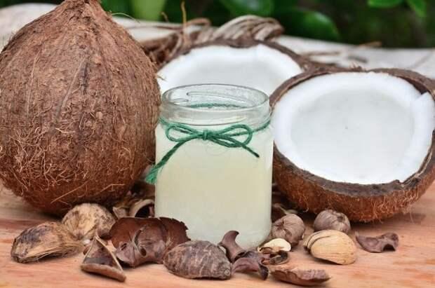 Райское наслаждение для идеального тела. В чём польза кокосового масла?