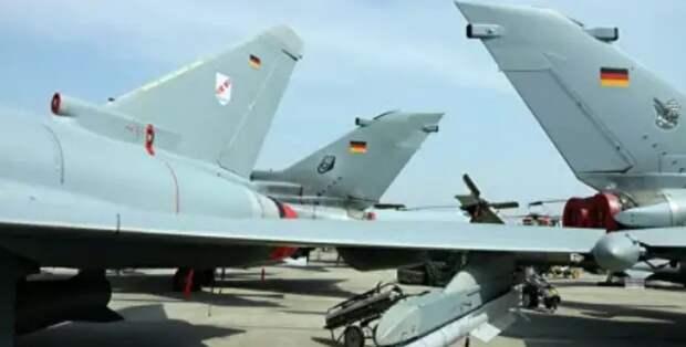 Судный полдень. Германские ВВС жестко получили в таблоид