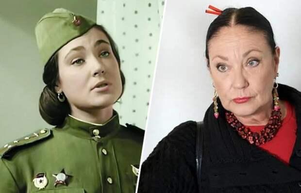 Почему Ольга Матешко перестала сниматься в кино