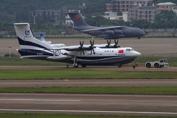 Бе-200 и другие. Рынок тяжелых самолетов-амфибий