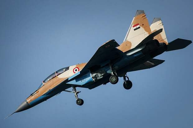 The Drive: В лице МиГ-29М Египет получил надежного поставщика и избавился от зависимости от США