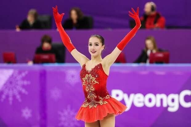 МОК вспомнил выступление Загитовой на победной Олимпиаде: видео