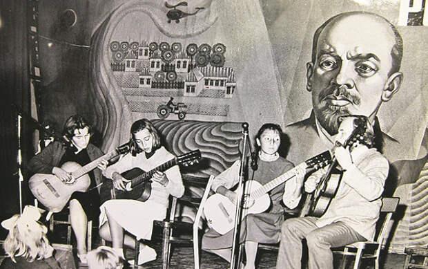 Концерт с учениками