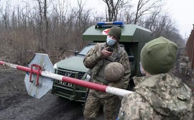Украина хочет напасть, но боится вмешательства России
