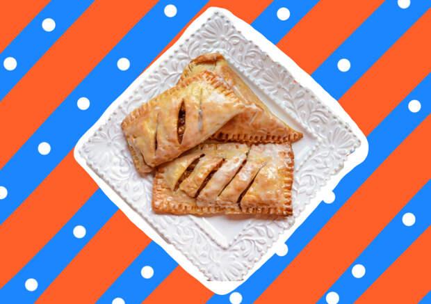 5 интересных рецептов яблочных пирожков